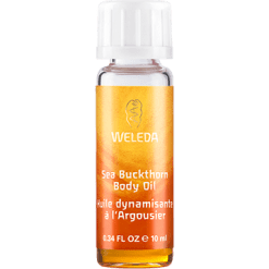 Weleda Body Care Sea Buckthorn Body Oil Travel 0.34 fl oz SEAB2