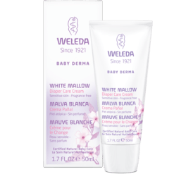 Weleda Body Care White Mallow Diaper Rash Cream 1.9 fl oz W96652