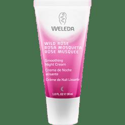 Weleda Body Care Wild Rose Smoothing Night Cream 1 fl oz W86011