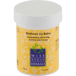 Wise Woman Herbals Bottoms Up Balm 1 oz BOTT1