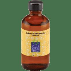 Wise Woman Herbals Calendula Oil 4 oz CA103