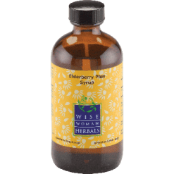 Wise Woman Herbals Elderberry Plus Syrup 8 oz W28736