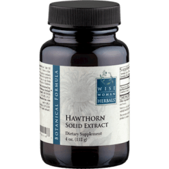 Wise Woman Herbals Hawthorne Solid Extract 4 oz HAW17