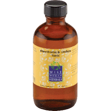Wise Woman Herbals Hawthorne amp Linden Tonic 4 oz HAW34