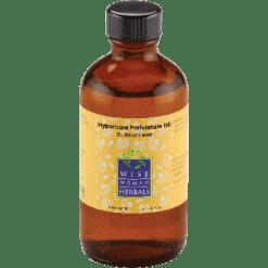 Wise Woman Herbals Hypericum Oil St. Johns wort 4 oz STJ47