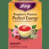 Yogi Teas Perfect Energy Raspberry Passion 16 bags Y20352