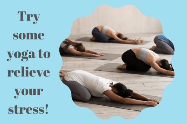 yoga to reduce stress for adrenals