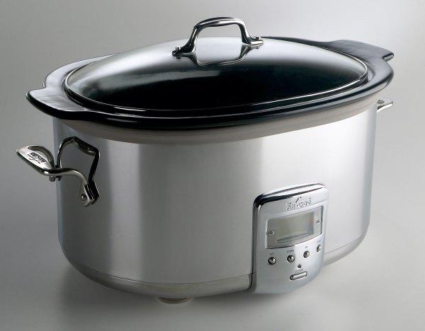 Clad Slow Cooker 6.5 Qt. 99009