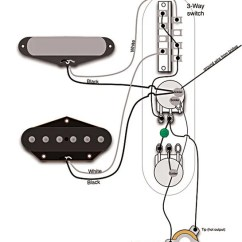 Gibson 50 S Wiring Diagram 2002 Dodge Durango Mod Garage 50s Les Paul In A Telecaster Premier Guitar Applied To The Tone Pot Connects Volume Output Middle Lug Instead Of Input