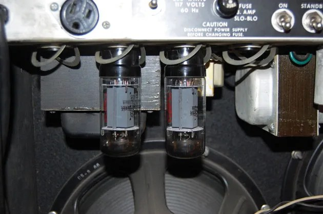 Ask Amp Man Removing Output Tubes to Reduce Power