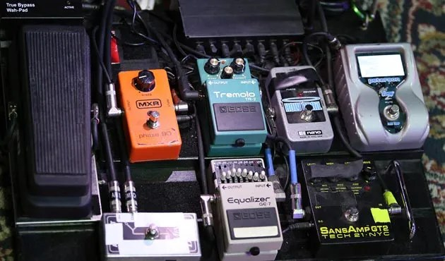 Rig Rundown Chevelle  Premier Guitar
