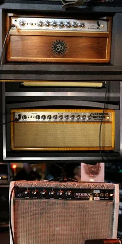 Rig Rundown Carlos Santana  20140507  Premier Guitar