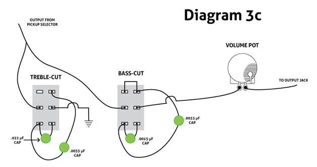 1 Humbucker Wiring Diagram Treble Roll Off : 42 Wiring