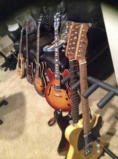Rig Rundown Larry Carlton  Premier Guitar