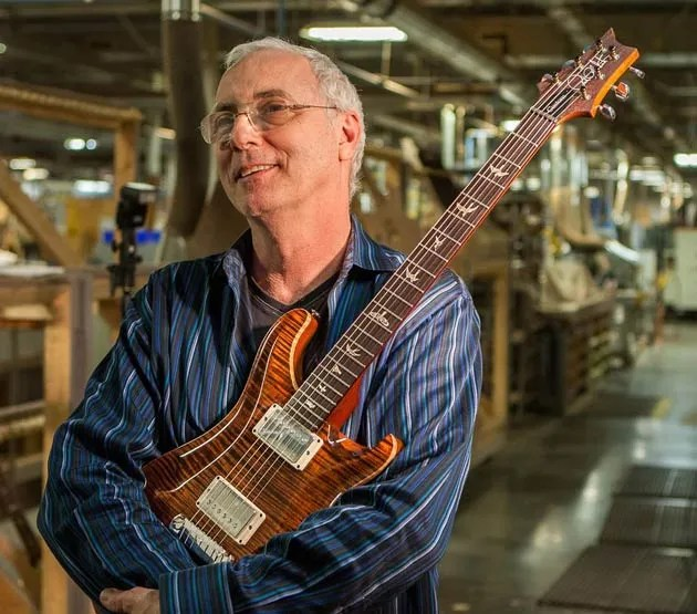 10 Things We Learned from Paul Reed Smith  Premier Guitar