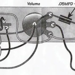 Standard Stratocaster Wiring Diagram 98 F150 Speaker Mod Garage Telecaster Series Premier Guitar 1 How To Wire Your Tele For An Added Sound Image Courtesy Of Fender Musical Instrument Corporation