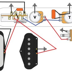 2 Way Switching Wiring Diagram Evinrude 115 Ficht Mod Garage: The Bill Lawrence 5-way Telecaster Circuit | Premier Guitar