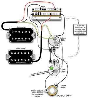 Mod Garage: A Flexible DualHumbucker Wiring Scheme
