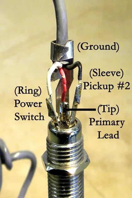 guitar output jack wiring diagram whole house generator sx davidforlife de shop 101 the abcs of jacks premier rh premierguitar com acoustic