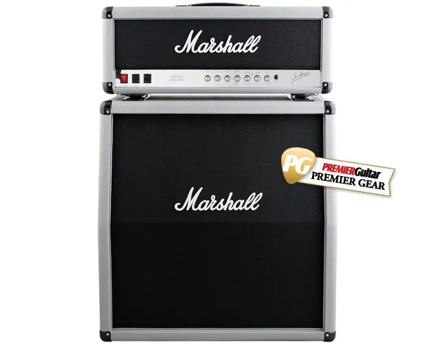 Marshall JCM 2550 2555X Silver Jubilee Review  Premier