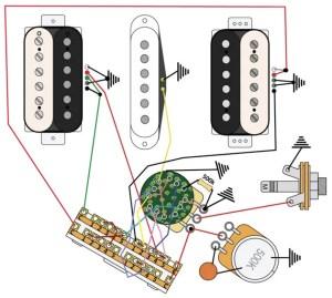 Mod Garage: StratPRS Crossover Wiring | Premier Guitar