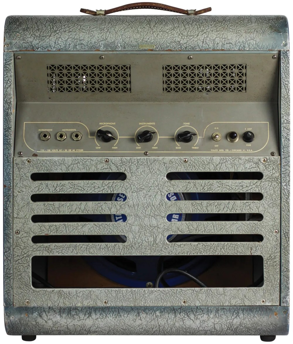 medium resolution of this same mckinney amp can also be found in the 1949 national catalog as model 1260 it cost 165 at the time and produces about 16 watts of power