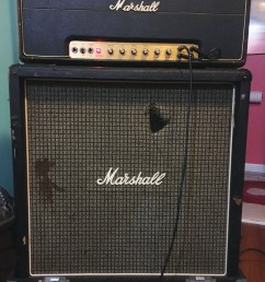 a higher feedback resistor value is among the design aspects that make an old school marshall amp have more grit or grind than an old school fender  [ 945 x 1260 Pixel ]