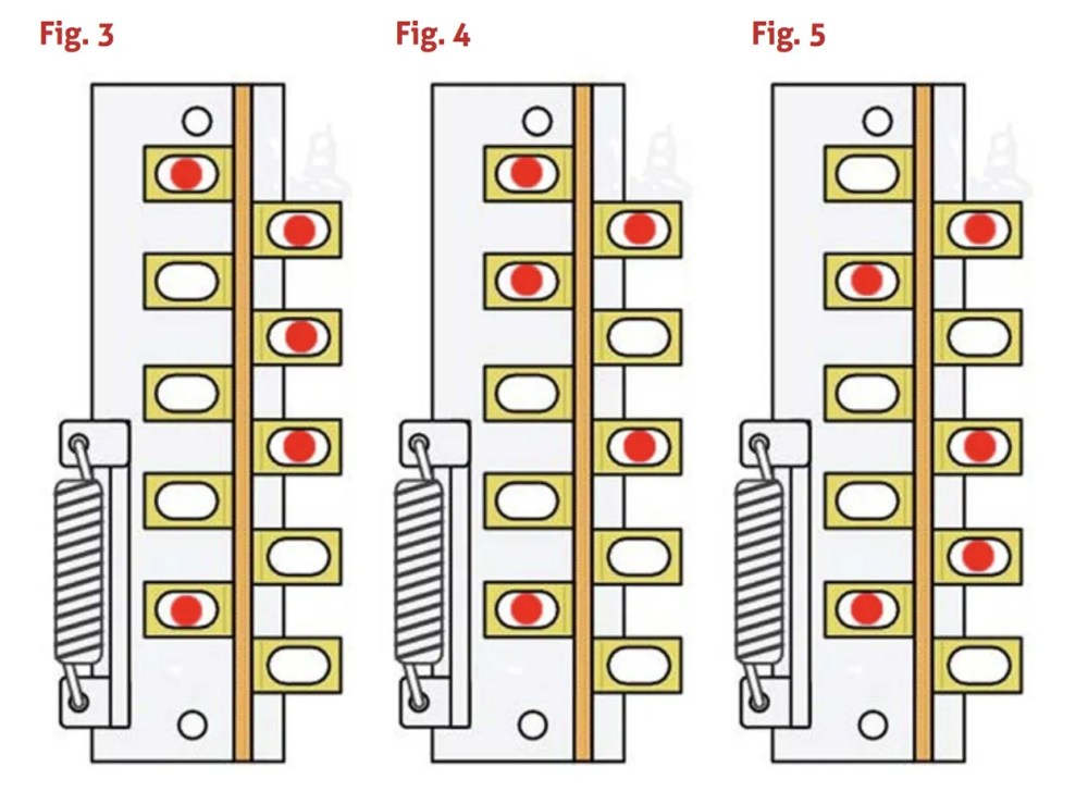 medium resolution of electroswitch s new 6 way strat switch 6 way switches wiring diagram