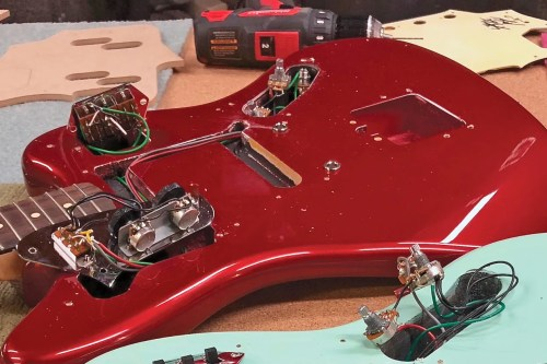 small resolution of  wiring diagram squier hh diy no brainer mods premier guitarphoto 8 u2014 squier u0027s vintage modified jaguar