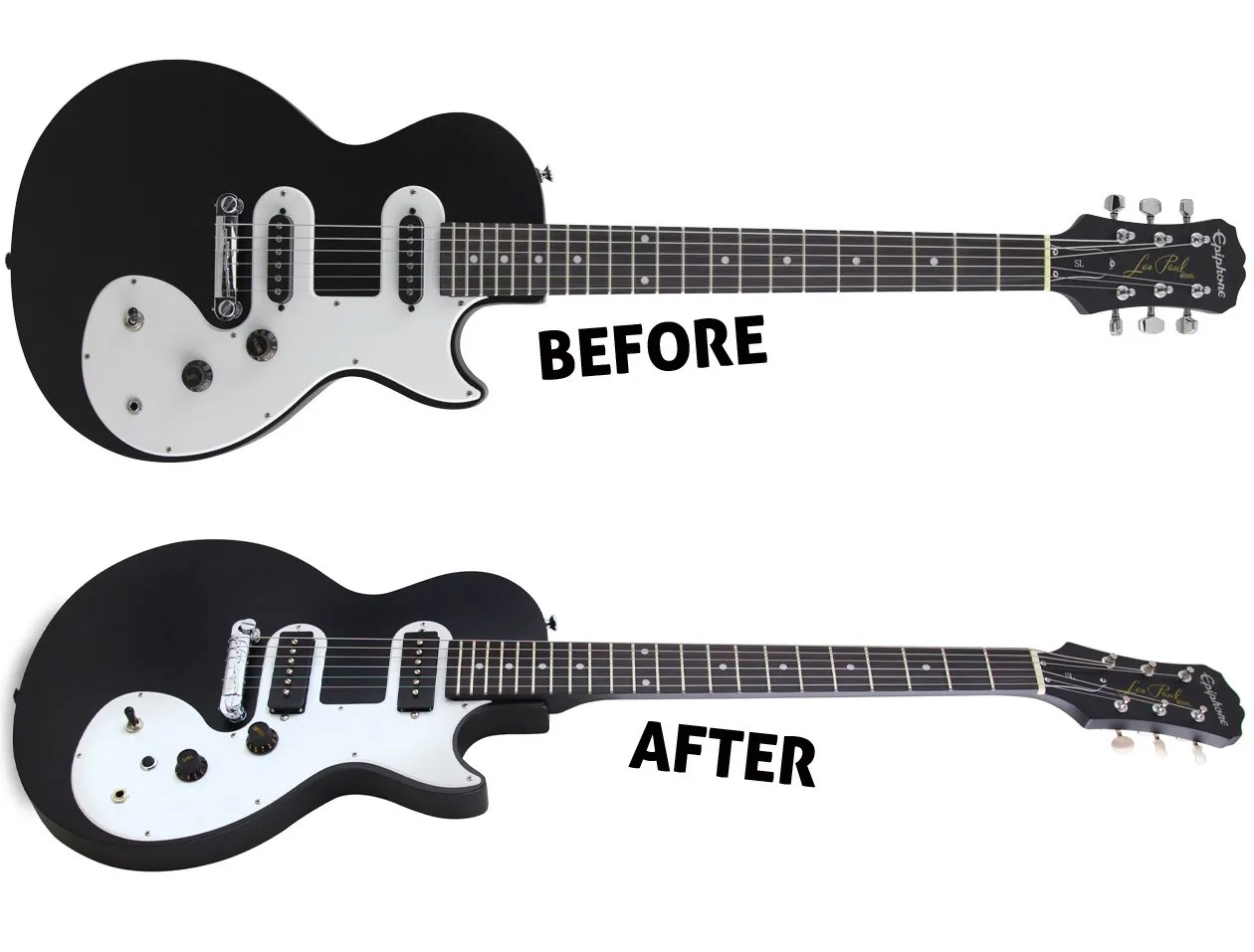 hight resolution of epiphone les paul sl