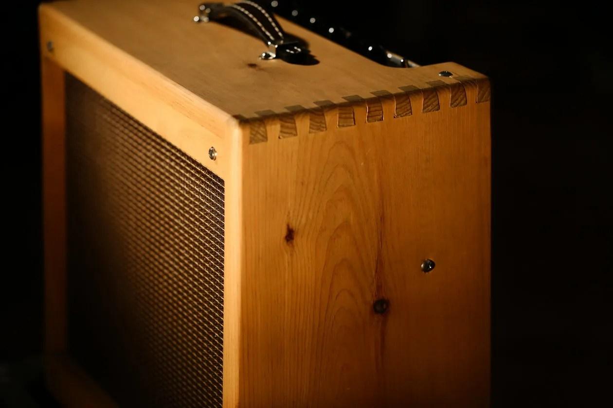 anatomy of an amp