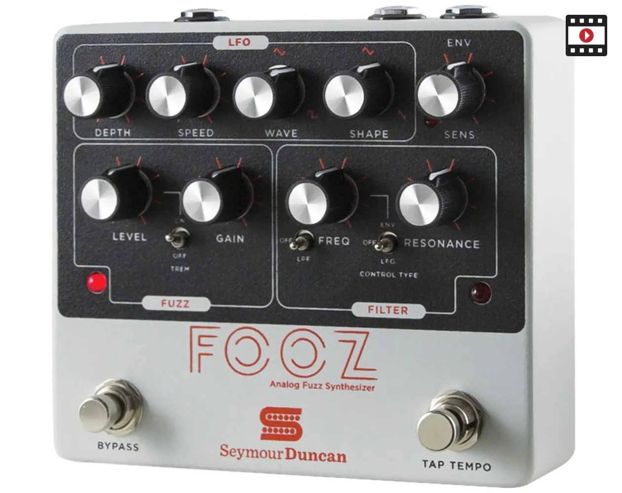 hight resolution of seymour duncan fooz review
