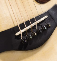 the 2nd string s altered seating on an acoustic guitar has nothing to do with a b note but everything to do with the composition of the string itself  [ 840 x 1260 Pixel ]