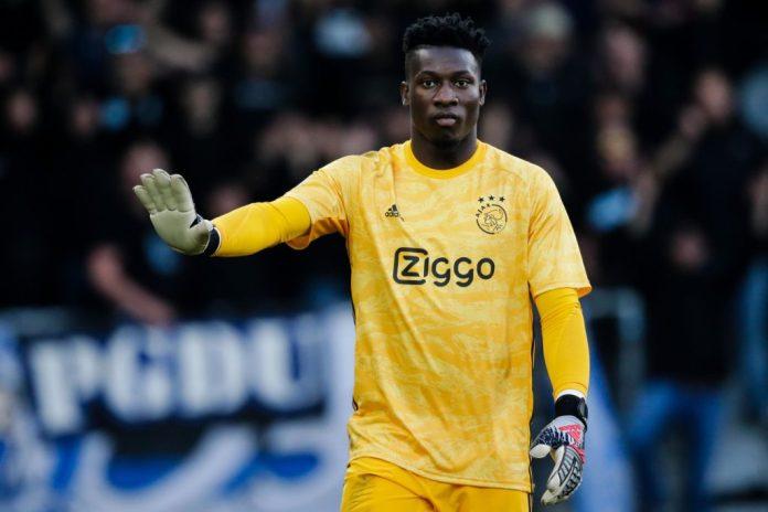 Andre Onana, Ajax.