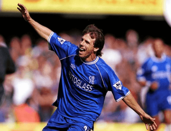 Gianfranco Zola Article
