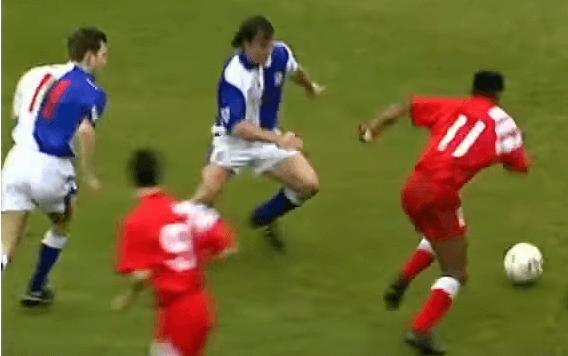 Blackburn Rovers v Liverpool 1993
