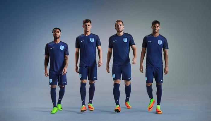 England Away Shirt 2018