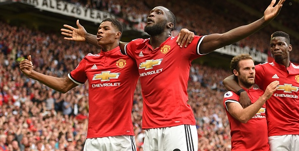 Time for Lukaku to Start Leading at Manchester United