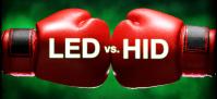 Light Fights: LED vs. HID Lighting | Premier Lighting