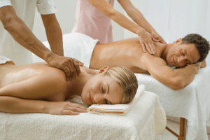 Couples Home Massage