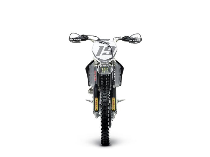 VOTRE RÊVE ENFIN RÉALISABLE : L'YZ 450 F REPLICA YAMAHA