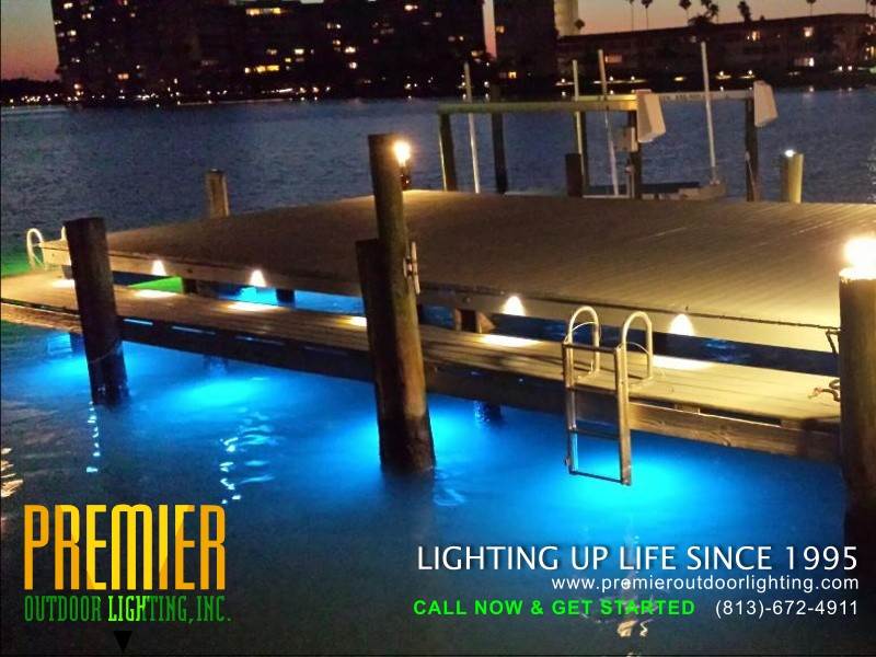 dock led lighting installers tampa
