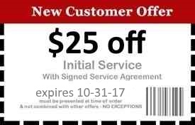 Naples Pest Control Coupon Good Until 10/31/17