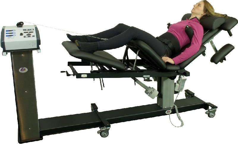 spinal decompression chair carp fishing low advanced therapy system premier physical p c a non surgical highly affective solution for disc related back and neck pain