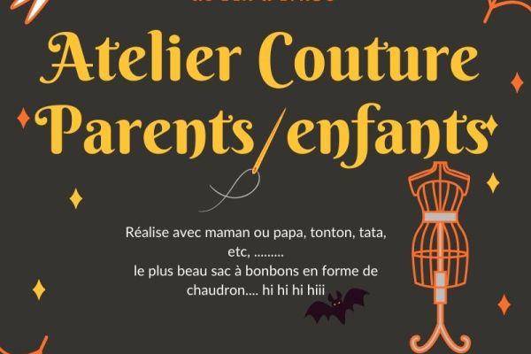 Stage parents enfants le 28 octobre