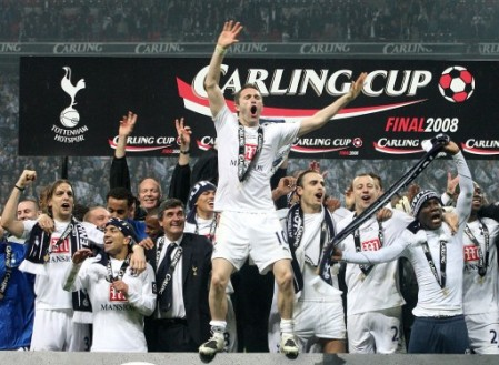 What are you lot shouting about, its <i>only</i> the <i>Carling</i> Cup...
