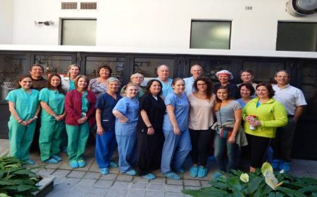 The 2015 Knoxville Medical Mission team.