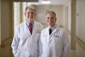 Dr. Mark Colquitt and Dr. Jonathan Ray
