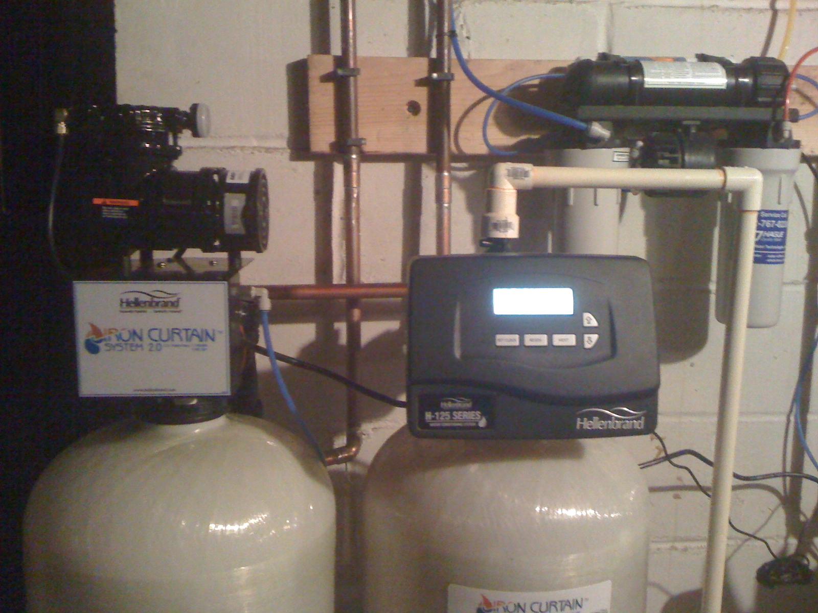 premier water technologies