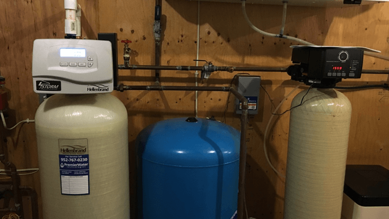 Ozone Iron Filter Fixes Well Water In Corcoran MN